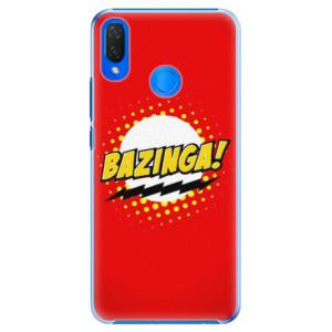 Plastové pouzdro iSaprio Bazinga 01 na mobil Huawei Nova 3i