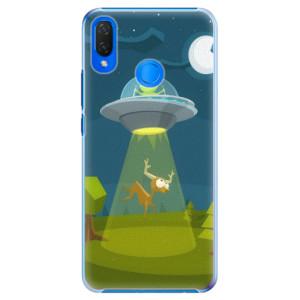 Plastové pouzdro iSaprio Ufouni 01 na mobil Huawei Nova 3i