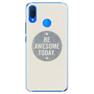 Plastové pouzdro iSaprio Awesome 02 na mobil Huawei Nova 3i