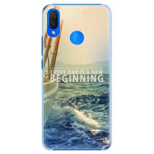 Plastové pouzdro iSaprio Beginning na mobil Huawei Nova 3i