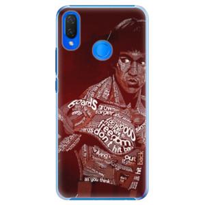 Plastové pouzdro iSaprio Bruce Lee na mobil Huawei Nova 3i