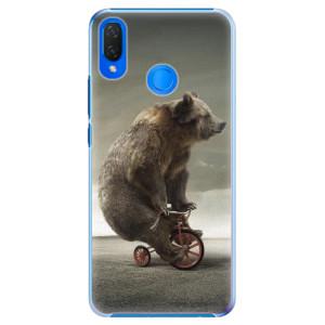 Plastové pouzdro iSaprio Medvěd 01 na mobil Huawei Nova 3i