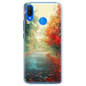 Plastové pouzdro iSaprio Podzim 03 na mobil Huawei Nova 3i