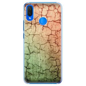 Plastové pouzdro iSaprio Rozpraskaná Zeď 01 na mobil Huawei Nova 3i