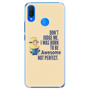 Plastové pouzdro iSaprio Be Awesome na mobil Huawei Nova 3i