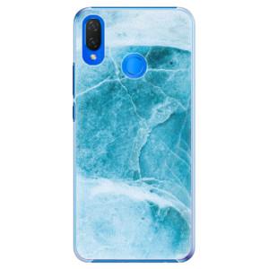 Plastové pouzdro iSaprio Blue Marble na mobil Huawei Nova 3i