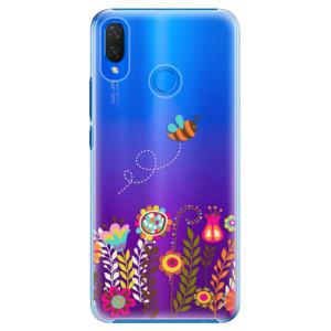 Plastové pouzdro iSaprio Včelka Pája 01 na mobil Huawei Nova 3i
