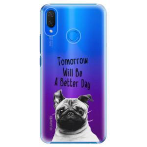 Plastové pouzdro iSaprio Better Day 01 na mobil Huawei Nova 3i