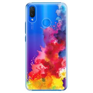 Plastové pouzdro iSaprio Color Splash 01 na mobil Huawei Nova 3i