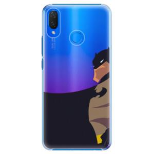 Plastové pouzdro iSaprio BaT Komiks na mobil Huawei Nova 3i