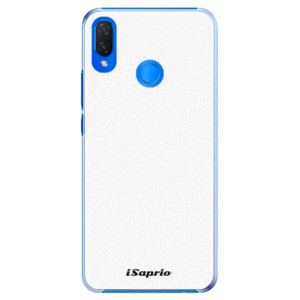 Plastové pouzdro iSaprio 4Pure bílé na mobil Huawei Nova 3i