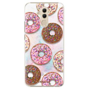 Plastové pouzdro iSaprio Donutky Všude 11 na mobil Huawei Mate 20 Lite