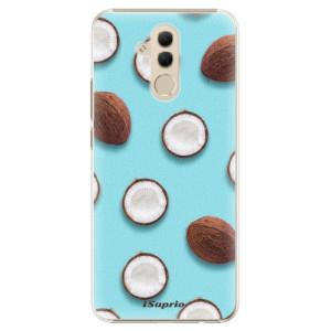 Plastové pouzdro iSaprio Kokos 01 na mobil Huawei Mate 20 Lite