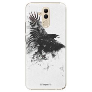 Plastové pouzdro iSaprio Havran 01 na mobil Huawei Mate 20 Lite