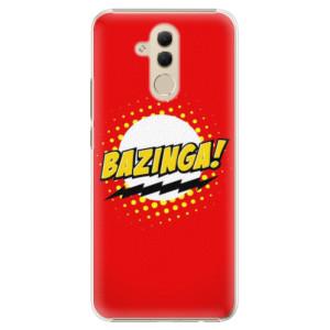 Plastové pouzdro iSaprio Bazinga 01 na mobil Huawei Mate 20 Lite