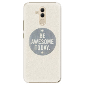 Plastové pouzdro iSaprio Awesome 02 na mobil Huawei Mate 20 Lite