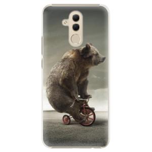Plastové pouzdro iSaprio Medvěd 01 na mobil Huawei Mate 20 Lite