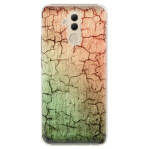 Plastové pouzdro iSaprio Rozpraskaná Zeď 01 na mobil Huawei Mate 20 Lite