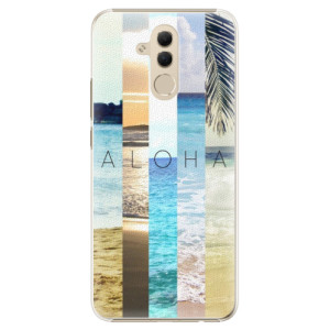 Plastové pouzdro iSaprio Aloha 02 na mobil Huawei Mate 20 Lite