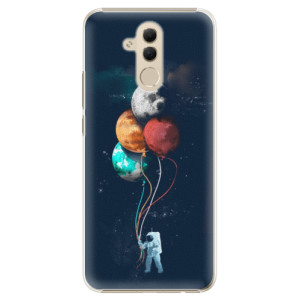 Plastové pouzdro iSaprio Balónky 02 na mobil Huawei Mate 20 Lite