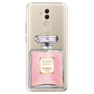 Plastové pouzdro iSaprio Chanel Rose na mobil Huawei Mate 20 Lite