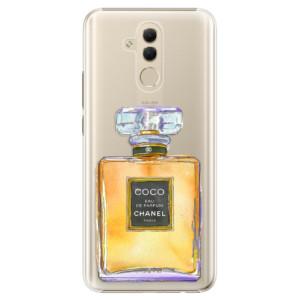 Plastové pouzdro iSaprio Chanel Gold na mobil Huawei Mate 20 Lite