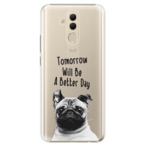 Plastové pouzdro iSaprio Better Day 01 na mobil Huawei Mate 20 Lite
