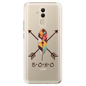 Plastové pouzdro iSaprio BOHO na mobil Huawei Mate 20 Lite