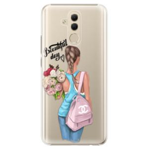 Plastové pouzdro iSaprio Beautiful Day na mobil Huawei Mate 20 Lite
