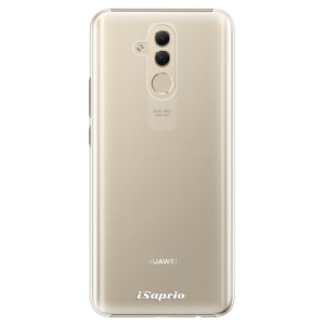 Plastové pouzdro iSaprio 4Pure mléčné bez potisku na mobil Huawei Mate 20 Lite