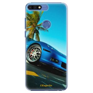 Plastové pouzdro iSaprio Kára 10 na mobil Honor 7C