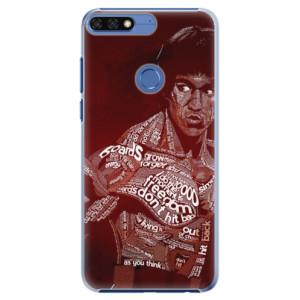 Plastové pouzdro iSaprio Bruce Lee na mobil Honor 7C