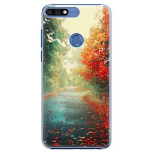 Plastové pouzdro iSaprio Podzim 03 na mobil Honor 7C