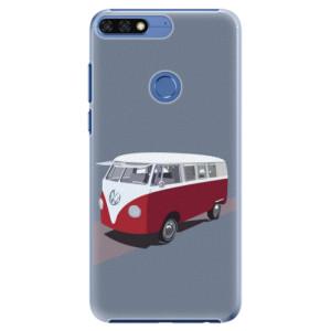 Plastové pouzdro iSaprio VW Bus na mobil Honor 7C