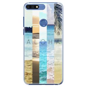Plastové pouzdro iSaprio Aloha 02 na mobil Honor 7C