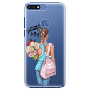 Plastové pouzdro iSaprio Beautiful Day na mobil Honor 7C