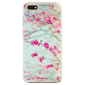 Plastové pouzdro iSaprio Blossom 01 na mobil Honor 7S