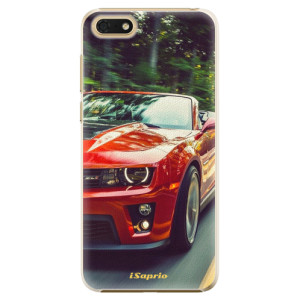 Plastové pouzdro iSaprio Chevrolet 02 na mobil Honor 7S