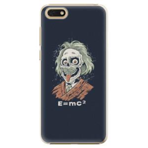 Plastové pouzdro iSaprio Einstein 01 na mobil Honor 7S