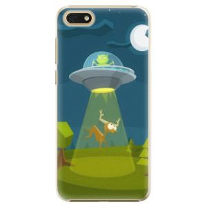 Plastové pouzdro iSaprio Ufouni 01 na mobil Honor 7S