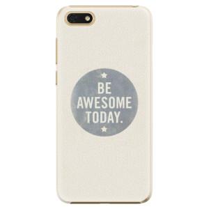 Plastové pouzdro iSaprio Awesome 02 na mobil Honor 7S