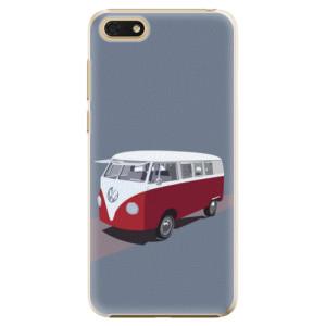 Plastové pouzdro iSaprio VW Bus na mobil Honor 7S