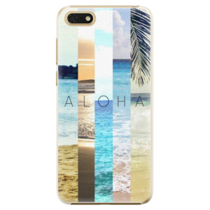 Plastové pouzdro iSaprio Aloha 02 na mobil Honor 7S