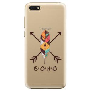 Plastové pouzdro iSaprio BOHO na mobil Honor 7S