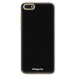 Plastové pouzdro iSaprio 4Pure černé na mobil Honor 7S