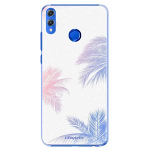Plastové pouzdro iSaprio Palmy 10 na mobil Honor 8X