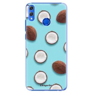 Plastové pouzdro iSaprio Kokos 01 na mobil Honor 8X