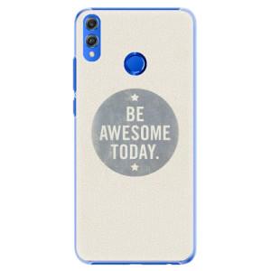 Plastové pouzdro iSaprio Awesome 02 na mobil Honor 8X