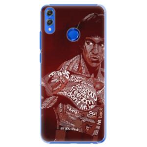 Plastové pouzdro iSaprio Bruce Lee na mobil Honor 8X