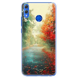Plastové pouzdro iSaprio Podzim 03 na mobil Honor 8X